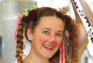 Clown Filu ( Evelyn Hasen )