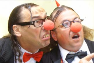 Die 2 Clowns