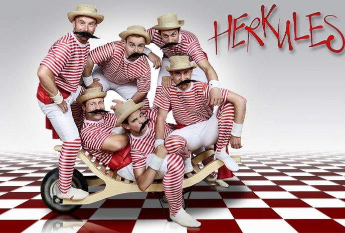 HERKULES - Swiss Comedy Akrobatik