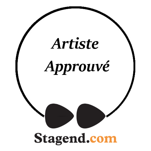 G.L.T. MUSIC badge