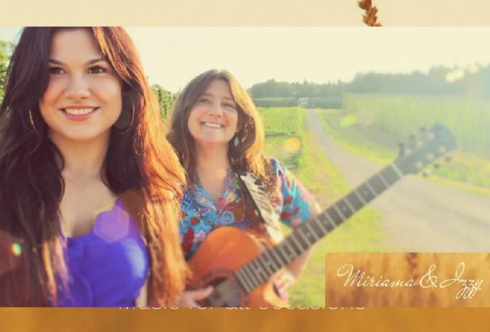 Miriama and Izzy