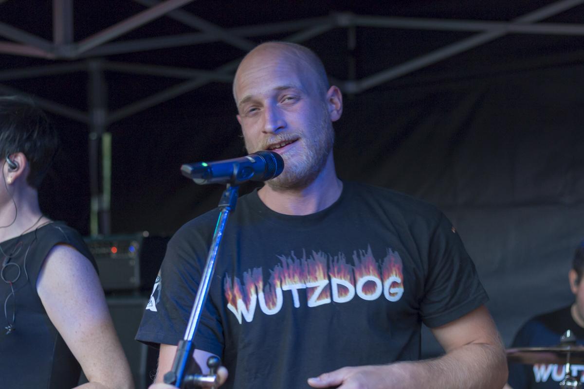 WUTZDOG - Cover Rock Band - München DE