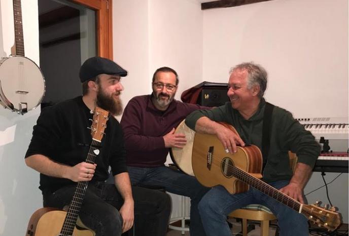 FABER TRIO omaggio a Fabrizio De André